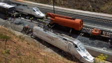 Spain train driver ignored warnings to stop