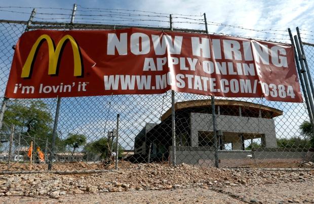 U.S. jobs