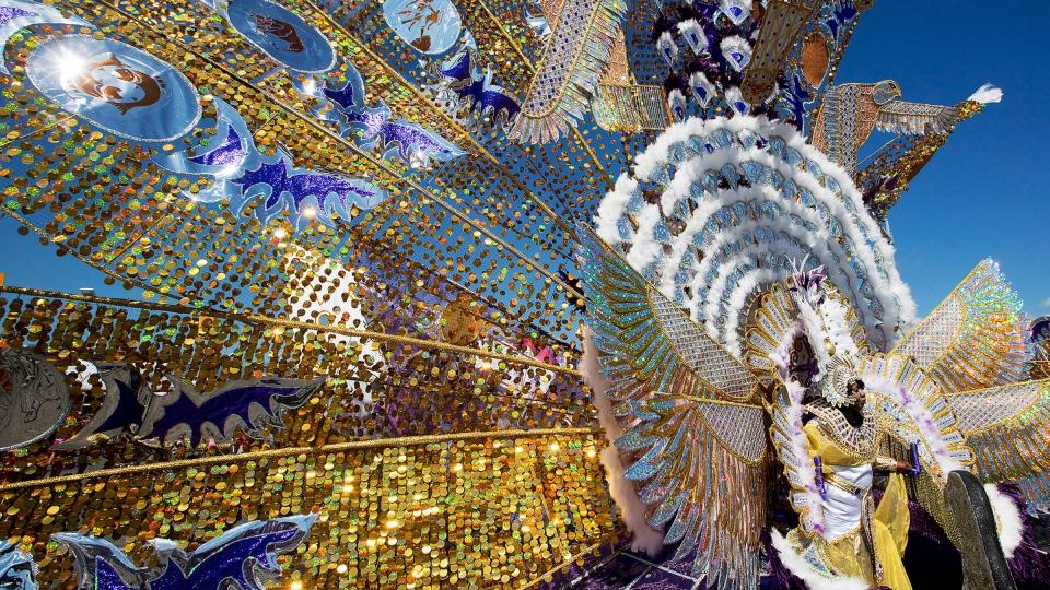 Caribbean Culture: Caribbean Culture Comes Alive At Carnival Grand Parade