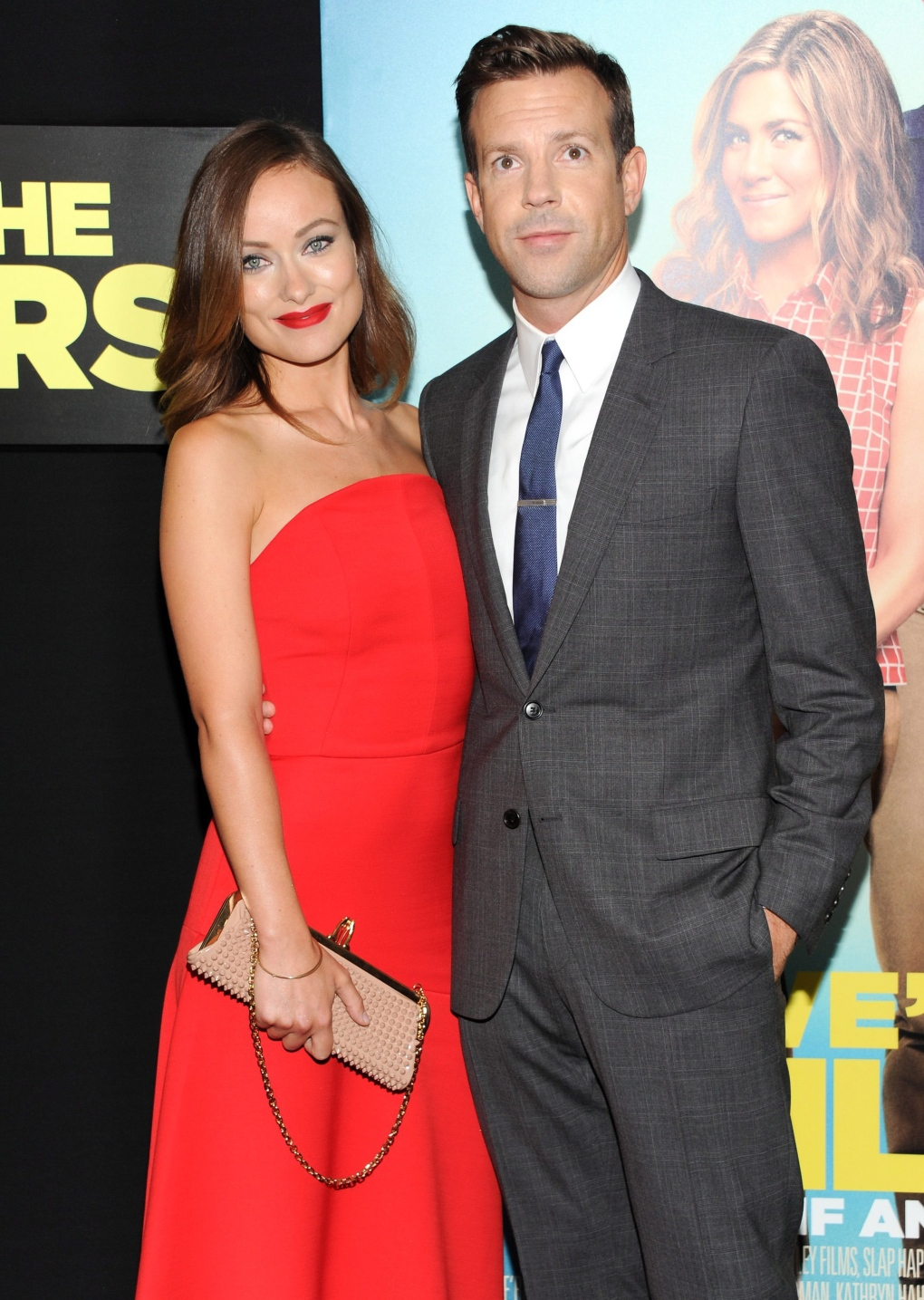 Olivia Wilde and Jason Sudeikis are expecting their first ...