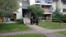 Acadia, 86 Ave S.E., Stabbing, condo complex