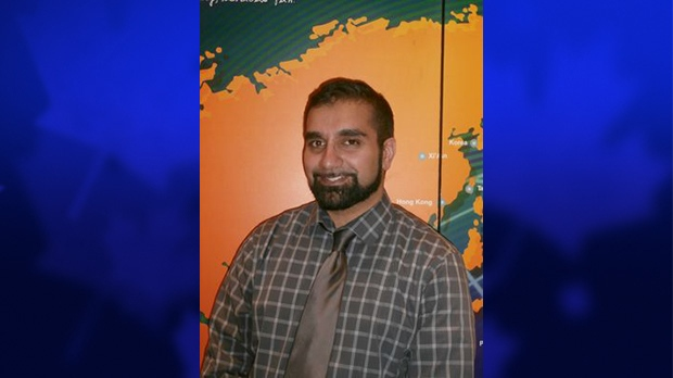 Saad Syed appears in this undated image from the GEOS Language Academy website.