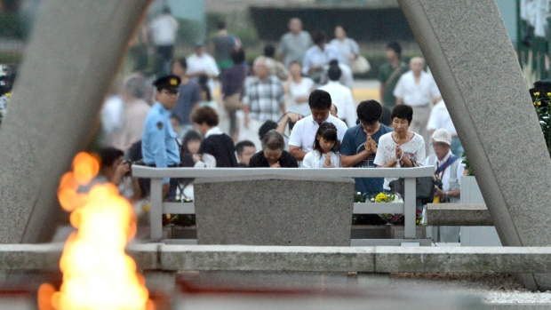 68th anniversary of Hiroshima