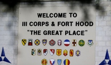 Fort Hood army base