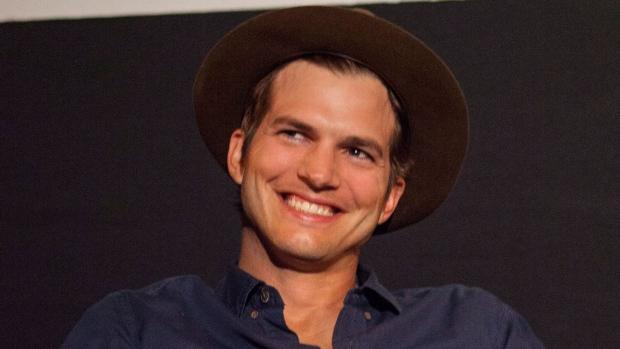 Ashton Kutcher rushed to hospital