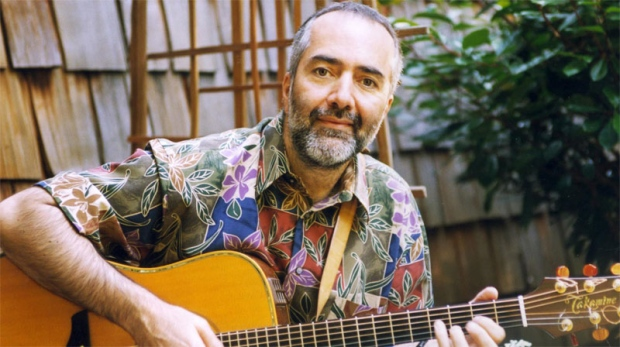 Children's entertainer Raffi