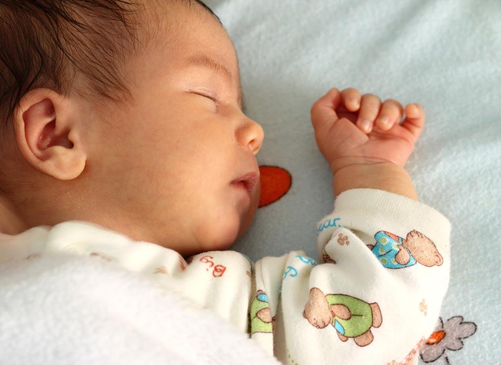 Healthy eating patterns take root in babyhood