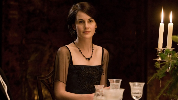Lady Mary's suitors in new season of Downton Abbey