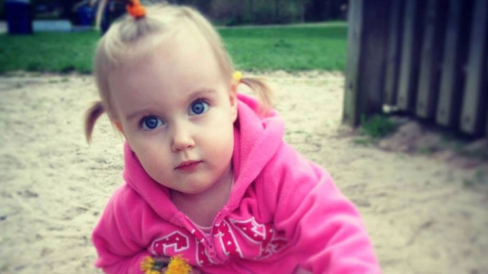 Eva Ravikovich, 2, died at an unlicensed daycare in Vaughan on July 8, 2013. (Facebook)