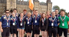 2300 Scouts in Ottawa for World Scout Moot