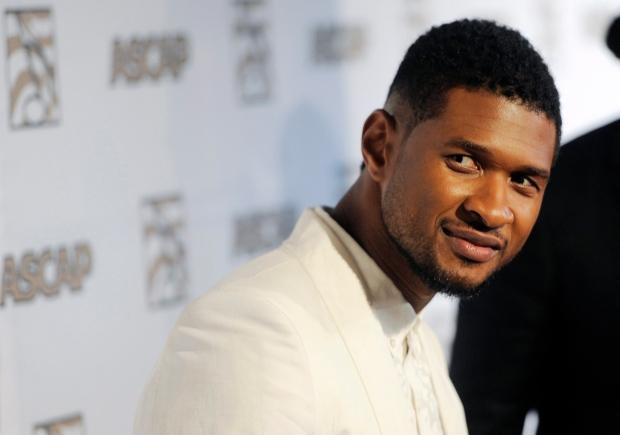 Usher on vegan diet