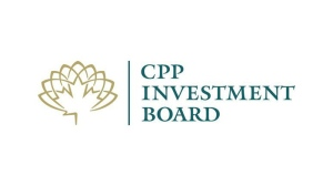 The corporate logo of Canada Pension Plan Investment Board (CPPIB) is shown. (THE CANADIAN PRESS / HO)