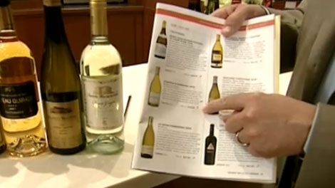 Leanne gets top wine picks from Wine Guy Louis Douville
