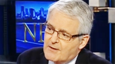 Marc Garneau discussed his leadership talents in an exclusive interview with CTV Montreal.