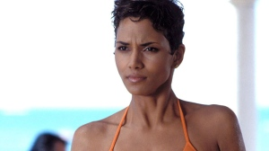 This undated publicity photo provided by United Artists and Danjaq, LLC shows Halle Berry in a scene from the James Bond 2002 film, 'Die Another Day.' (United Artists and Danjaq, LLC)