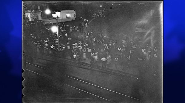 Christie Pits riot