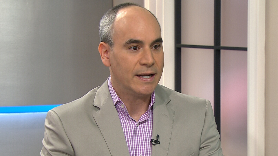 Dr. Paul Cohen appears on Canada AM from CTV studios in Toronto, Monday, Aug. 12, 2013.