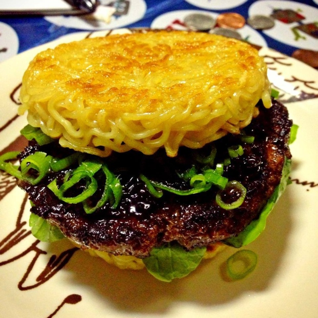 Ramen burger is being hailed as the new cronut