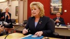 Senator Pamela Wallin