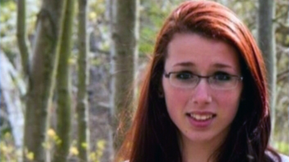 Rehtaeh Parsons is seen in this undated photo.