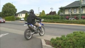 CTV BC: Good Samaritan motorcyclists