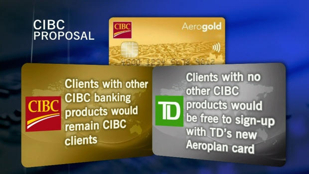 Td picked as new banking partner for aeroplan card cibc not giving td picked as new banking partner for aeroplan card cibc not giving up ctv news reheart Images