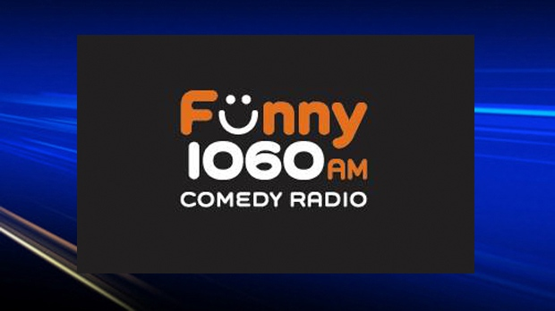 Funny 1060AM logo
