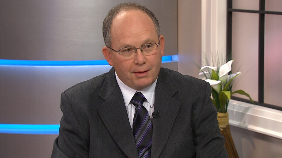 Shael Eisen, will and trust lawyer, appears on Canada AM from CTV studios in Toronto, Wednesday, Aug. 14, 2013.