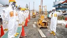 Fukushima reactor leak