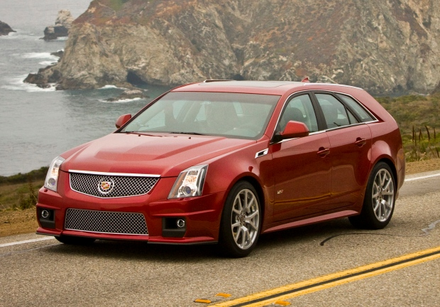 review 2013 cadillac performance wagon has awesome 556 horsepower ctv news autos. Black Bedroom Furniture Sets. Home Design Ideas