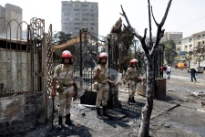 Death toll rises to 525 after violence in Egypt
