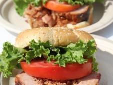 Bacon nation sandwich