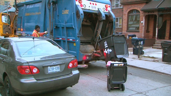 City councillors could reach a decision on whether garbage collection west of Yonge Street will be privatized, Tuesday, May 17, 2011.