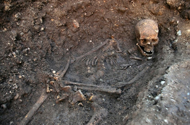 Dispute over bones of King Richard III