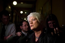 Ontario Education Minister Liz Sandals