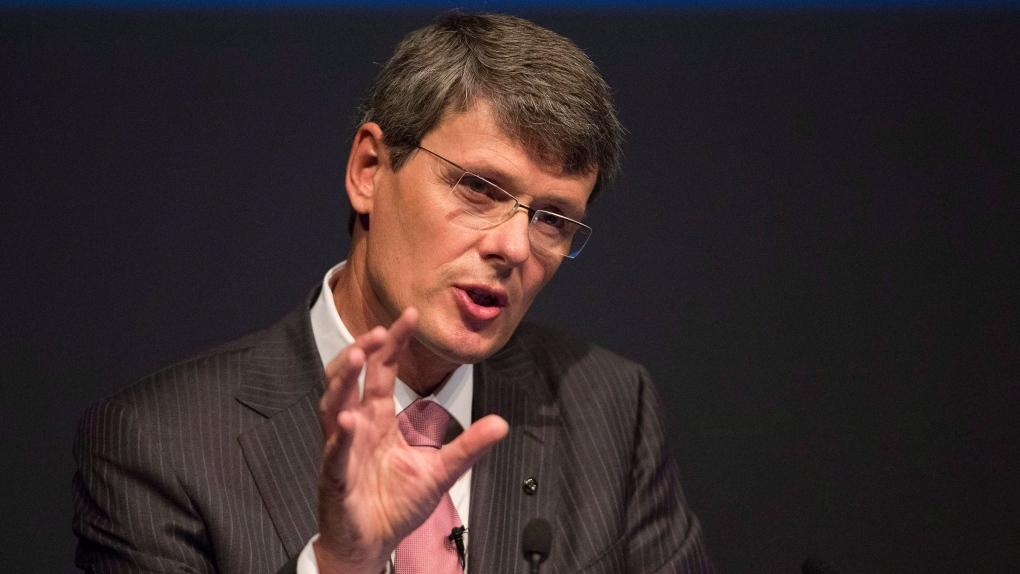 Blackberry CEO Thorsten Heins