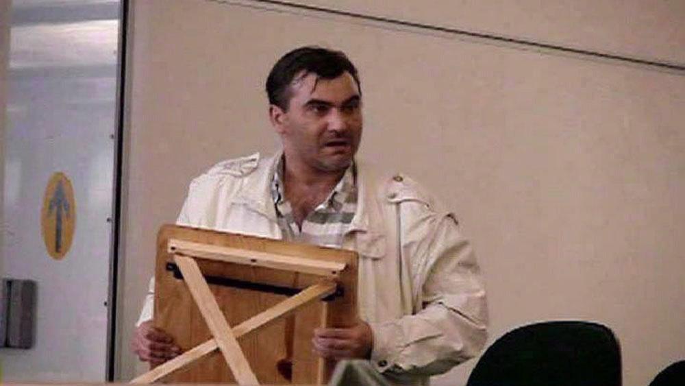 Robert Dziekanski