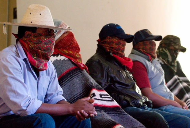 Michoacan, Mexico, drug cartel