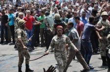 Death toll rises in Egypt