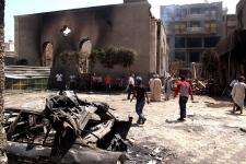 Egypt's Islamists target Christian churches