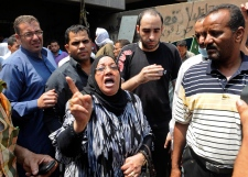 violence in egypt continues