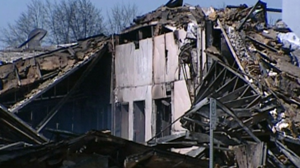 Many residents of Slave Lake are worried because they don't know whether they have lost their homes, Wednesday, May 18, 2011.