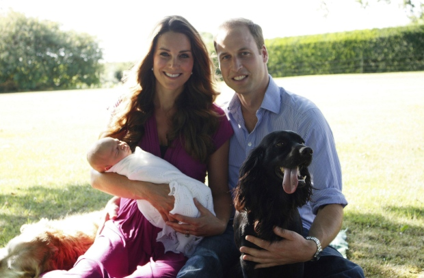 Prince George to be christened in October at St. James's Chapel Royal