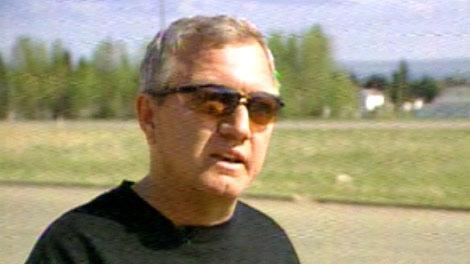 Sonny Driedger speaks to CTV News on Thursday, May 19, 2011.
