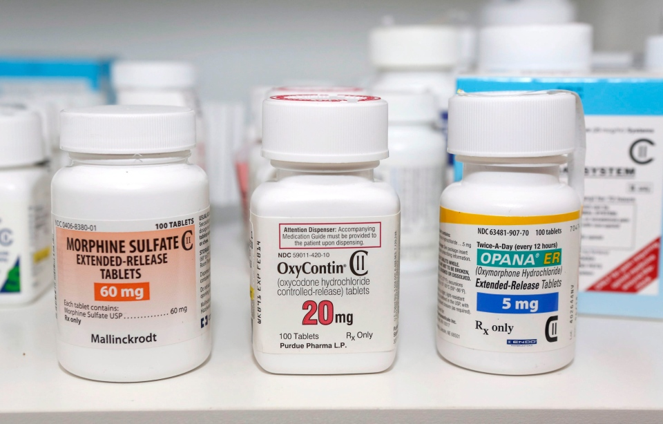 Several different medications are pictured in this Jan. 18, 2013 file photo, (AP /Rich Pedroncelli)