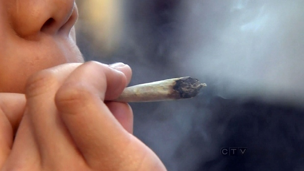 CTV BC: VPD Chief proposes fines for pot smoking