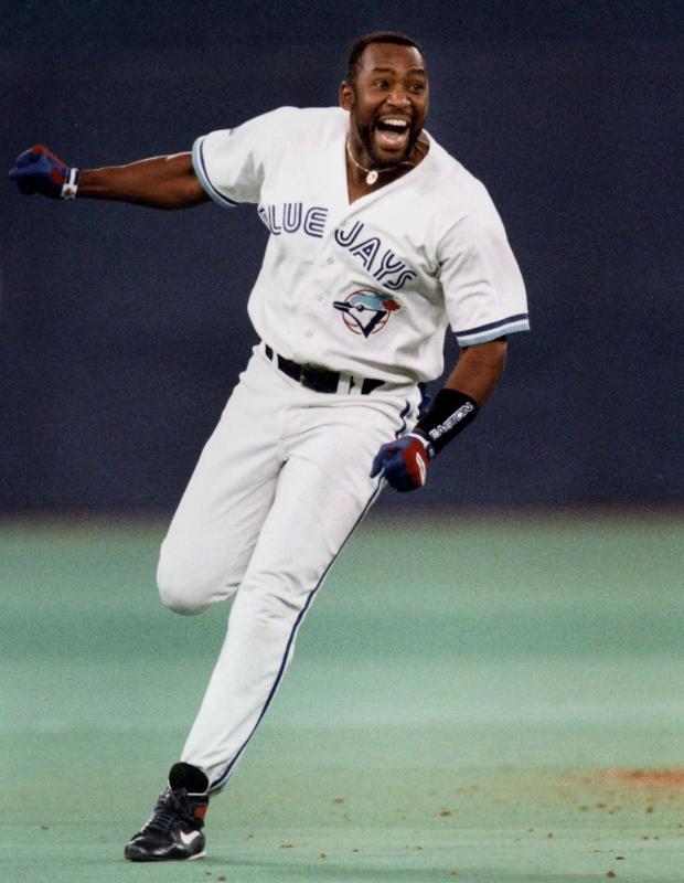 Toronto Blue Jays' Joe Carter
