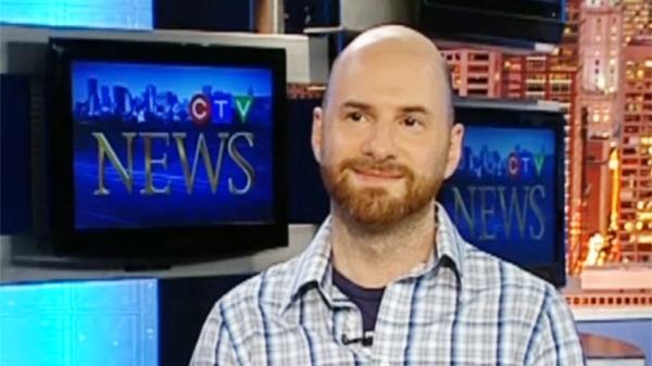 Bram Levinson is the organizer of Yoga Mala (May 20, 2011)
