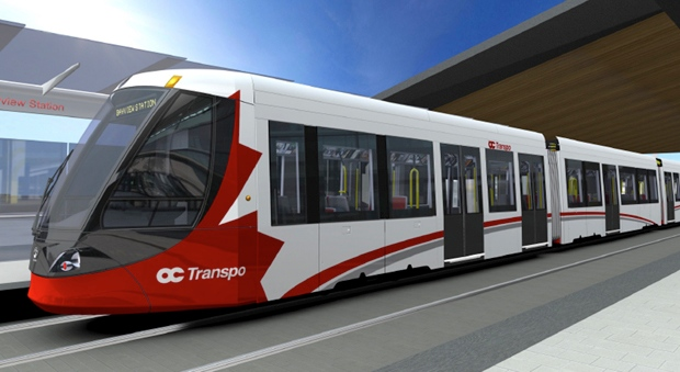 Ottawa's new LRT line will feature 13 stations but only 2 will have public washrooms.