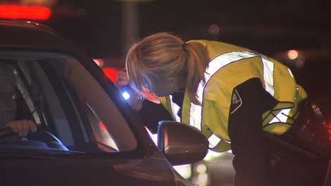 drunk driving impaired driving roadside stop police generic